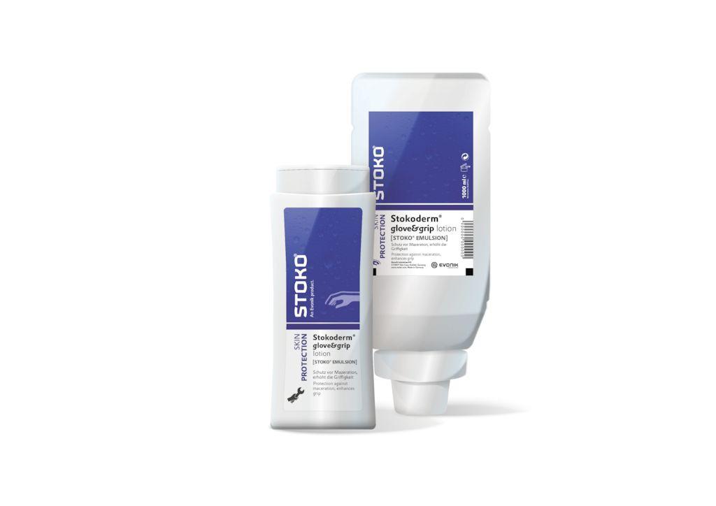 Stokoderm® glove & grip