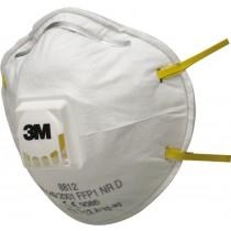 3M™ Atemschutzmaske 8812 FFP1 NR D