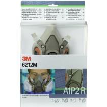 6212M Gase- und Dämpfe-Maskenset A1P2R