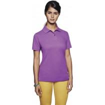 Women-Poloshirt Top